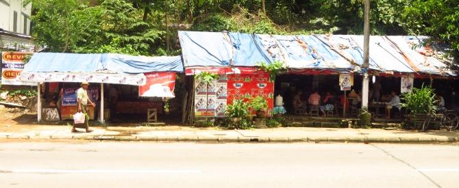Street Coffee Shops